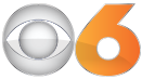 CBS Channel 6 logo